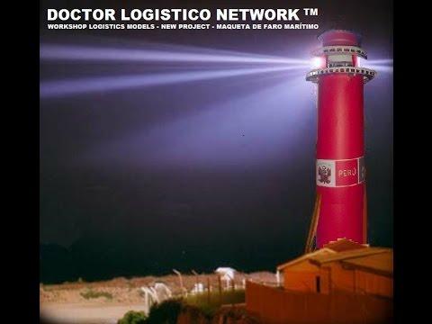 DOCTOR LOGISTICO MAQUETA DE FARO MARITIMO  YouTube