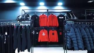 """Рекламный ролик для магазина мужской одежды """"URBANMAG"""" в Караганде"""