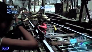 Resident Evil 6 The Mercenaries - Ada Wong Match #6 - Costume #1 {Steel Beast Map}
