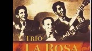 Trío La Rosa   Vil moneda   Colección Lujomar