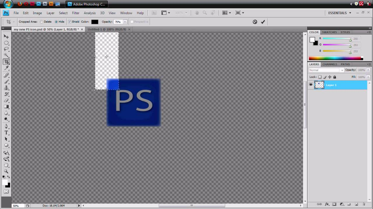 How To Make Your Own Desktop Icons Using Photo And The Ico Plugin Tutorial