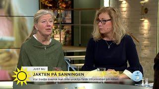 Var tredje svensk vet inte vad som är sant eller falsk på nätet