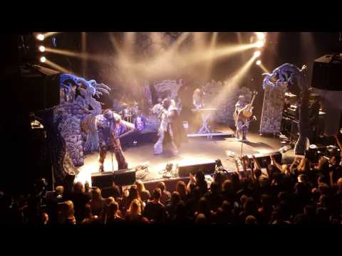Lordi European Monstour 2016 ~ P60 Amstelveen