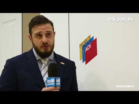 MADE 2017   ALIAS - Giovanni Alberti ci racconta la nuova serie di porte blindate Wing