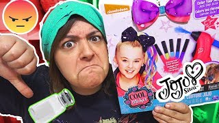 DON'T BUY! 12 REASONS JOJO SIWA HAIRSTYLING Kit is NOT worth it SaltEcrafter #27