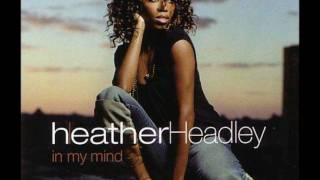sunday   heather headley