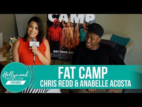 Chris Redd & Anabelle Acosta FUNNY Uncut Secrets for FAT CAMP 2017