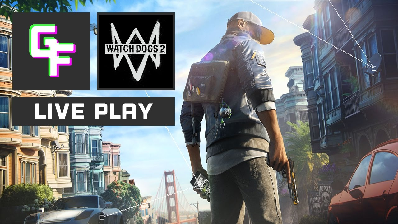 Download Watch Dogs 2 - GlitchFeed Live
