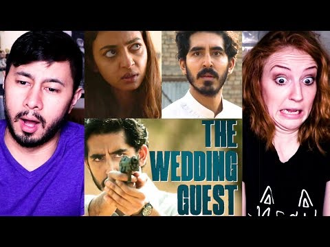 THE WEDDING GUEST | Dev Patel | Radhika Apte | Trailer Reaction!