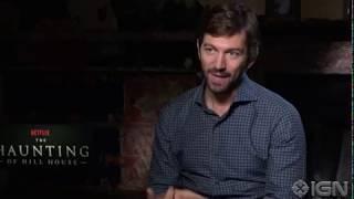 La Maldición de Hill House: Entrevista con Michael Huisman