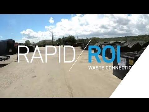 Waste Connections | Rapid ROI w/ Lytx DriveCam