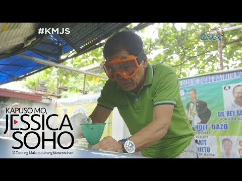 Kapuso Mo, Jessica Soho: Water fuel, sagot sa mahal na gasolina?