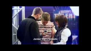 JORDAN O'KEEFE - BRITAIN'S GOT TALENT 2013 SEMI FINAL PERFORMANCE