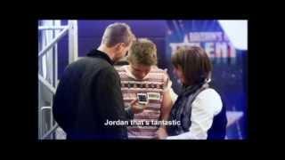 JORDAN O'KEEFE - BRITAIN'S GOT TALENT 2013 SEMI FINAL PERFORMANCE