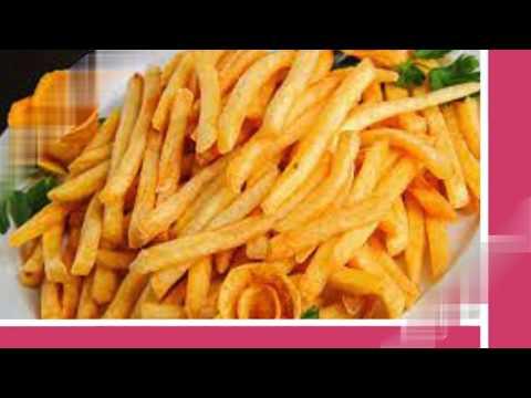 как приготовить картошку фри в домашних условиях фото рецепт