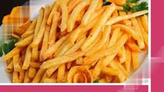 Готовим картофель фри. Очень простой и вкусный рецепт картофеля фри. Приготовь Сам. Легко и просто!