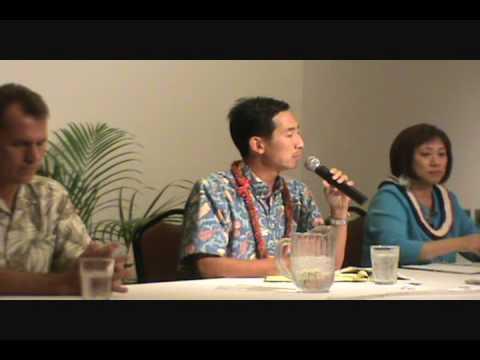 HI-01; 2010 4.10., Charles Djou, Willows Debate, Part 2.wmv