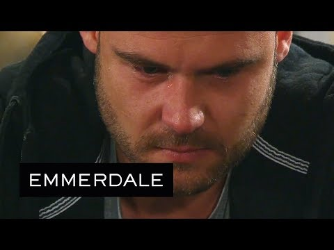 Emmerdale - Rebecca Tells Aaron What He Has to Do