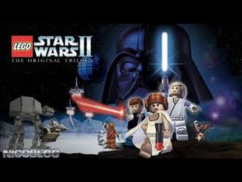 Lego Star wars The Original Trilogy (PS2)