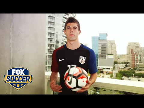 Get to know Christian Pulisic | FOX SOCCER
