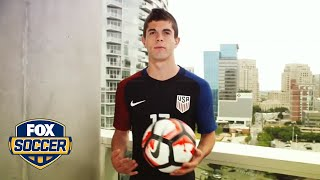 Get to know Christian Pulisic