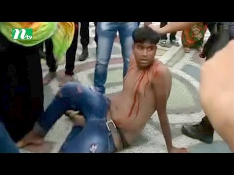 Two groups of BNP clash in Rajshahi