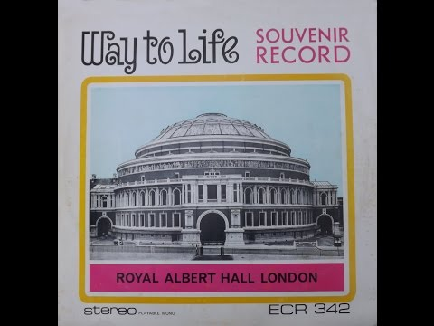 Way To Life Annual London Rally, 1972