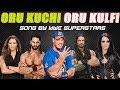 Oru Kuchi Oru Kulfi Song Dance Cover   by WWE Superstars Media Rockers 2018