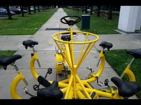 Google Group Meeting Bike