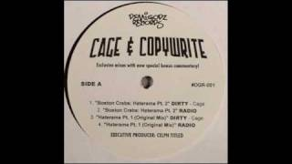 Celph Titled & The Demigodz present : Cage - Haterama part 2