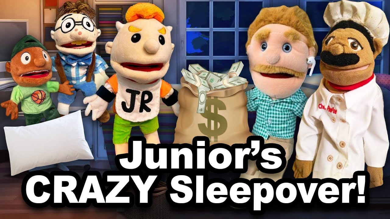 Download SML Movie: Junior's Crazy Sleepover!
