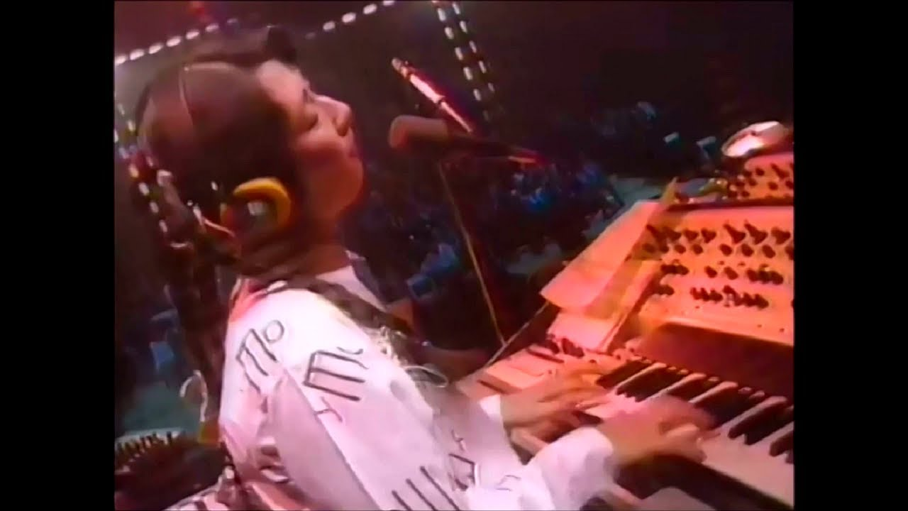 ALL YOU NEED IS LOVE ~ TECHNOPOLIS - YMO 1980 LIVE at A&M STUDIO