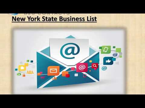 New York State Business List