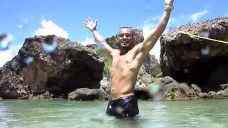 The hike to Saipan