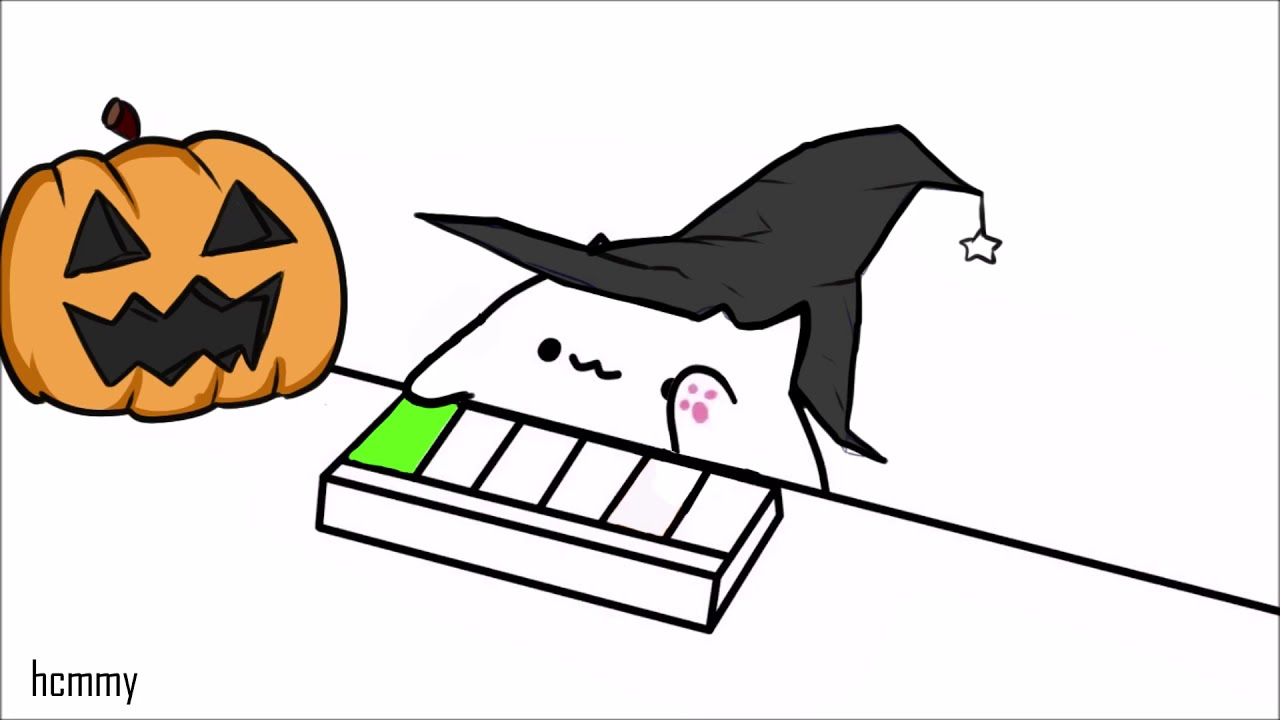 Bongo Cat Christmas Songs 1 Hour
