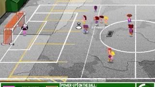 Backyard Soccer Gameplay