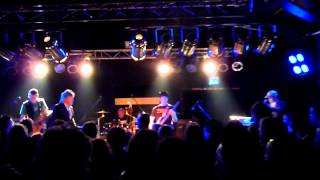 The Bollock Brothers - Woke Up This Morning, Found Myself Dead  Live Underground Köln 25.01.2014