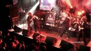 """""""20 Years of AXXIS"""" - (Little Look Back) live with Rolf Stahlhofen"""