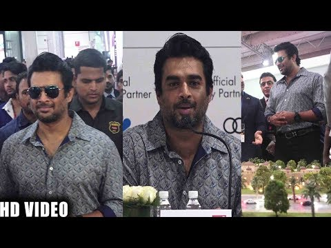 Opening Cermony & Pc Of Dubai Property Show With R  Madhavan || Bollywood Events
