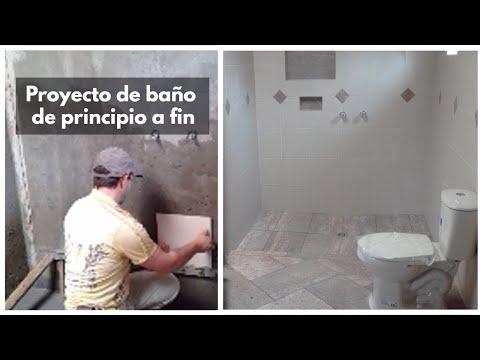 Proyecto Baño  De Principio A Fin (sep 2017)
