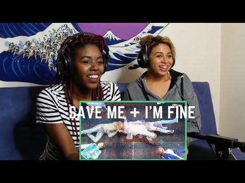 [BANGTAN BOMB] 'Save ME + I'm Fine' Comeback Stage (BTS focus) @MCOUNTDOWN - REACTION!!
