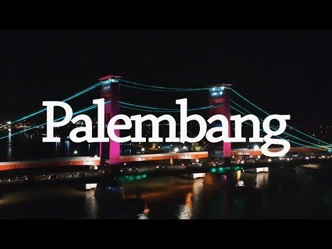 A NIGHT IN PALEMBANG | JEMBATAN AMPERA | VLOG | SOUTH SUMATRA | INDONESIA