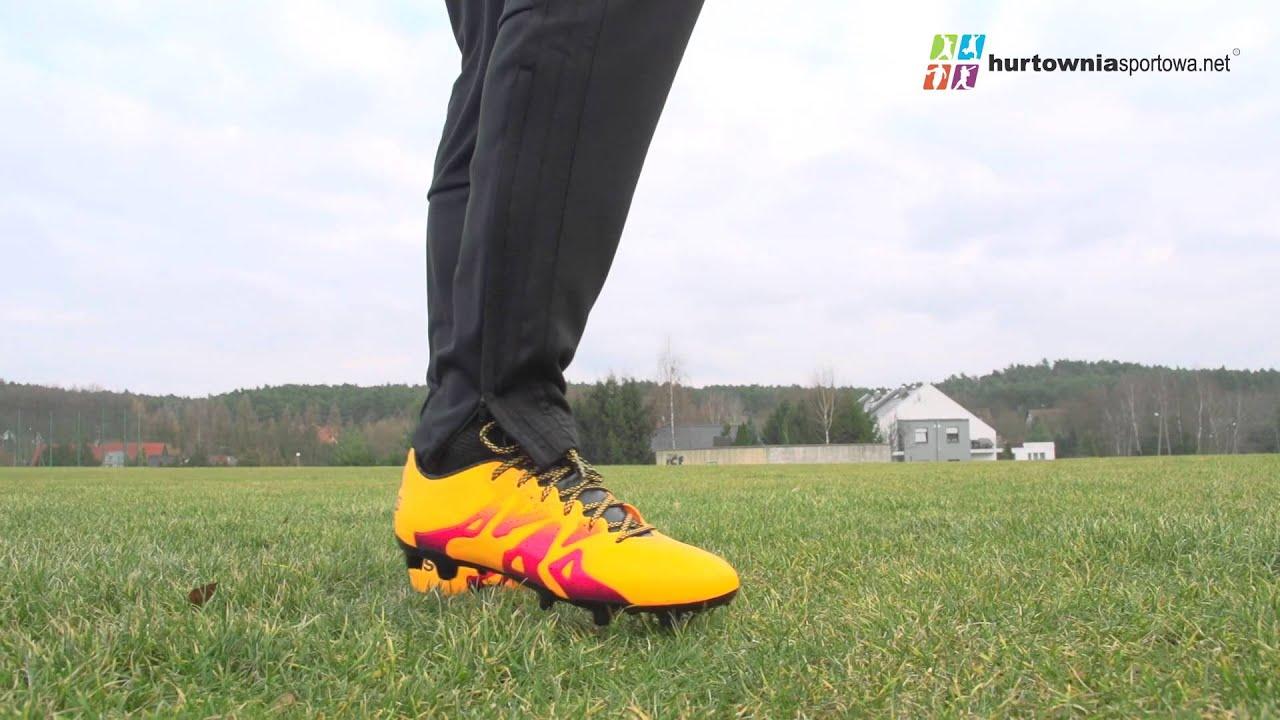 info for 5a3d8 e677c Nike adidas czy Puma  Maciek Murawski testuje korki piłkarskie