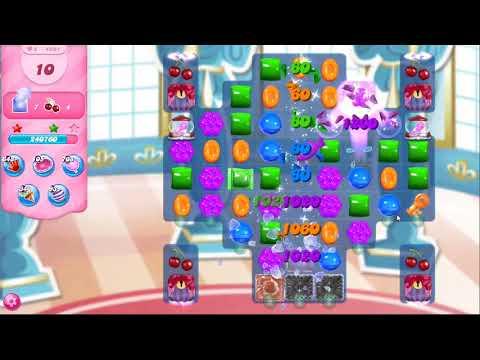 Candy Crush Saga Level 4691