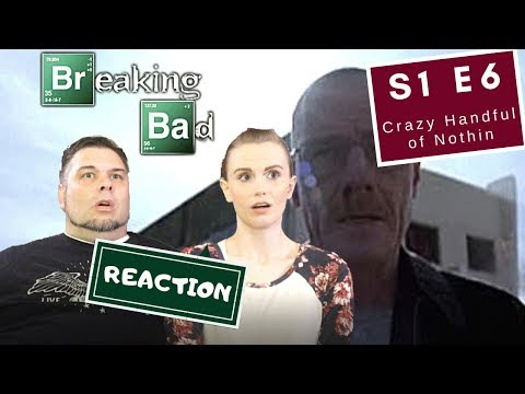 Breaking Bad | S1 E6 'Crazy Handful Of Nothin' | Reaction | Review