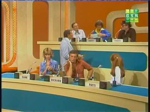 Match Game '77  OOPS on Dick Martin again
