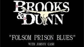 Watch Brooks  Dunn Folsom Prison Blues video