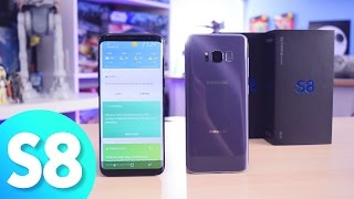 Samsung Galaxy S8 Unboxing! (Orchid Gray)