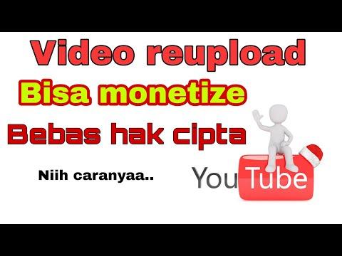 VIDEO REUPLOAD BISA