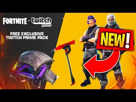How To Get FREE SKINS In FORTNITE! EXCLUSIVE NEW Twitch Prime Loot Update In Fortnite Battle Royale